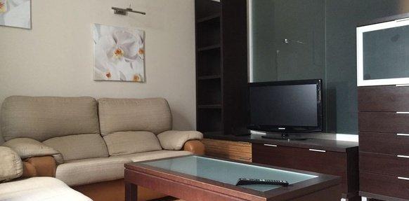 TELEVISION Apartamentos Dream Suites & Apartments Almería Centro