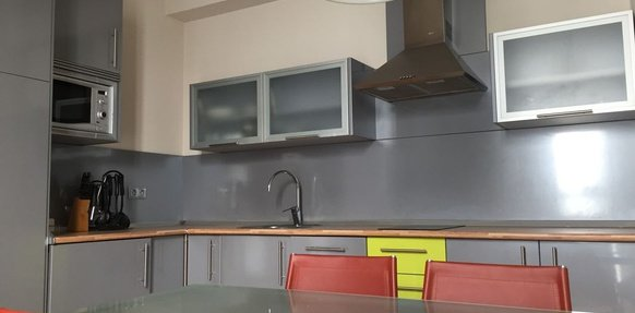 FULLY-EQUIPPED KICTHEN Apartamentos Dream Suites & Apartments Almería Centro