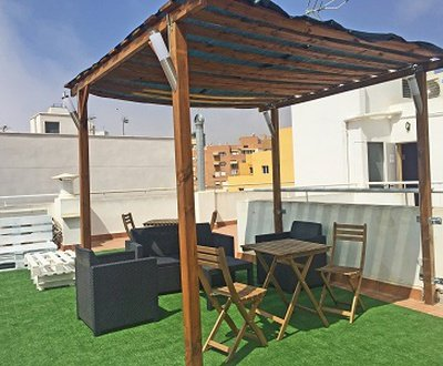 Rooftop Apartamentos Dream Suites & Apartments Almería Centro